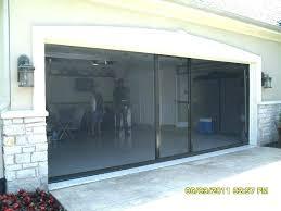 garage door retractable screens pull down screen door garage doors screen door for sliding winning vent with idea full size