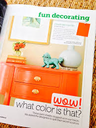 hgtv magazine 2014 furniture. Orange Console Hgtv Magazine 2014 Furniture