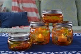 Decorations Using Mason Jars 100 Simple And Useful DIY Thanksgiving Jar Crafts Shelterness 65