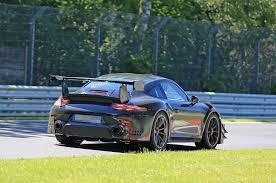2018 porsche gt2 rs.  porsche porsche bringing back the 911 gt2 for 2018 spy photos of 9912 rs  testing on nurburgring inside 2018 porsche gt2 rs