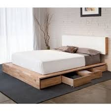 Simple Platform Beds - Ideas on Foter