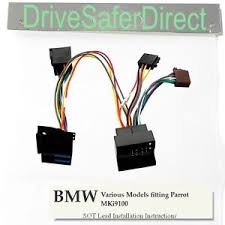 iso sot 0441 t lead,cable,adaptor for parrot mki9100 bmw ebay Parrot Mki9100 Wiring Diagram image is loading iso sot 0441 t lead cable adaptor for parrot mki9100 wiring diagram