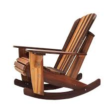 Handcrafted Adirondack Cedar Rocker Chairs Adirondack How To Build A