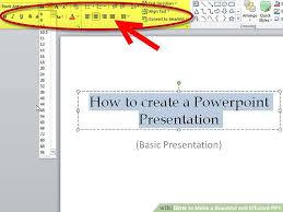 Create A Ppt How To Make A Beautiful And Efficient Ppt 10 Steps