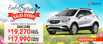 new 2019 buick encore 17990 final prie