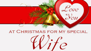 Romantic Christmas Messages For Wife Wishesmsg