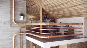 Industrial Lofts - Loft apartment brick
