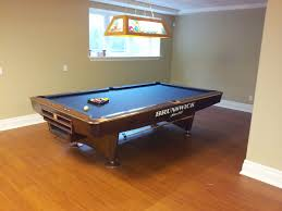 Pool Table Lights Costco You Can Never Go Wrong With A Brunswick Gold Crown Pool