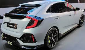 honda new car releases2017 New Honda Civic Car Specs Release Date  Car Specs Release Date