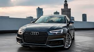 black audi. 201718 audi a4 b9 sedan black optics daytona gray sline interior exterior