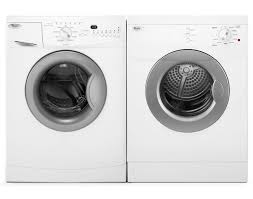 Compact Front Load Washers Whirlpool Laundry Wfc7500vw Ywed7500vw Leons