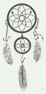 Dream Catcher Tattoo Stencils Dreamcatcher Tattoo Design by QoraKMd 16