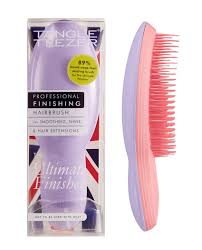<b>TANGLE TEEZER Расческа</b> для волос / The Ultimate Finisher Hot ...