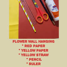 paper flower wall hanging easy wall