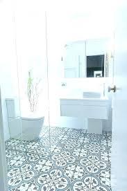vintage mosaic floor tile vintage bathroom tile floor patterns a black hexagonal mosaic