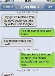 Hilarious Wrong Number Texts | SMOSH via Relatably.com