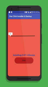 One Click Apk Installer & Backup:Quick App Install für Android - APK ...