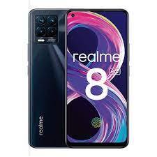 Realme 8 Pro Dual SIM in Schwarz mit 128GB und 8GB RAM - RMX3081  (6941399043121)