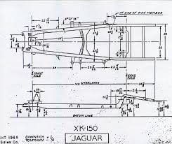jaguar xk120 wiring diagram jaguar wiring diagrams online 120 frame