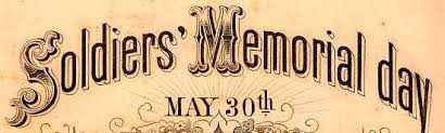 Image result for history memorial day