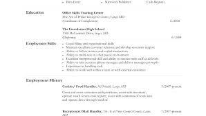 Cashier Job Description Resume Cashier Resume Examples Restaurant ...