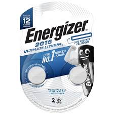 Купить <b>Батарея Energizer</b> Ultimate <b>Lithium CR2016</b> BP2 ...
