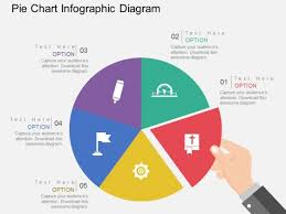 Pie Chart Infographic Diagram Powerpoint Templates