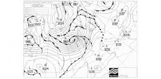 Isobar Chart Test Your Knowledge About Synoptic Weather Chart Trivia