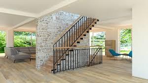 Offene treppenstufen für offenes wohnen. Neuer Treppenkonfigurator Fur Ihre Wunschtreppe