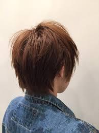 姫路駅前ショートヘアをばっさり切ったら後ろ姿も美人での巻 姫路駅前