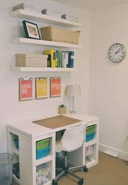 budget home office furniture. Stunning DIY Wall Shelves And Desk Using Minimalist Concept For Home Office Decorating Ideas On A Budget Furniture I