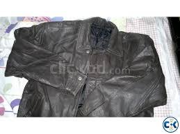 real leather jacket contact 01913519828 dhanmondi dhaka bd large image 0