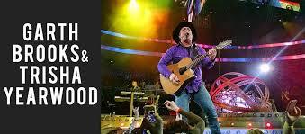 Garth Brooks Seating Chart Calgary Garth Brooks Trisha Yearwood Pepsi Center Denver Co