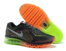 nike running shoes men. authentic nike shoes for sale, buy womens running 2014 big discount off air max mens black fluorescent green orange [ - men o