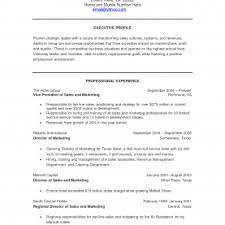 Sales Manager Resume Sample Mon Rs Geer Books