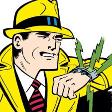 Image result for dick tracy