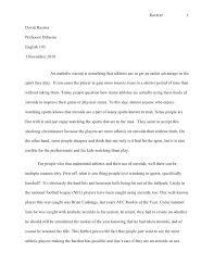 change of lifestyle essay management academic