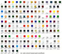 Mr Hobby Paint Chart Foto Hobby And Hobbies