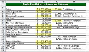 Business Net Worth Calculator Return On Investment Calculator American Quilt Retailer