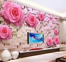 Custom Retail 3D Rose Romantic Romantic ...