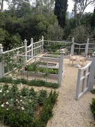 Kitchen Garden Fence Velvet Linen Gardens