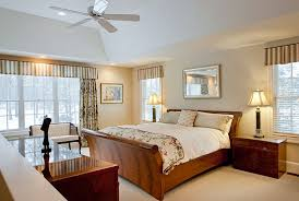 master bedroom addition with tray ceiling in groton ma