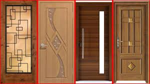 wooden door design. Contemporary Wooden Top 40 Modern Wooden Door Designs For Home 2018  Main Design  Rooms House With I
