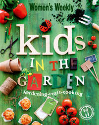 Small Picture Kids Book Review Review Kids in the Garden