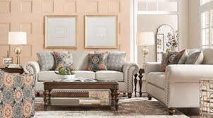 beige furniture. court street beige 7 pc living room furniture