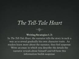 Tell Tale Heart Quotes