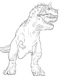 Small Picture T Rex Coloring Page The Great Dinosaur Gianfredanet