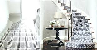 staircase runner rug genuine stair rugs carpet runners for stairs hardware