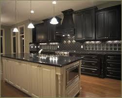 amazing black distressed kitchen cabinets inside cabinet