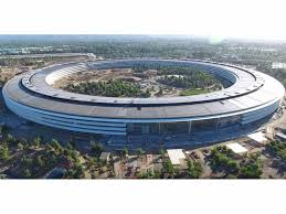 New apple office cupertino Landscaping Apple Employees Begin Working From Massive New Silicon Valley Campus Patch Apple Employees Begin Working From Massive New Silicon Valley Campus